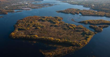 Clough Island by Richard Hamilton Smith; courtesy of U.S. Fish & Wildlife Service