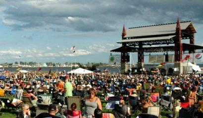 Bayfront Blues Fest Duluth