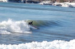 Surfing Stoney Point